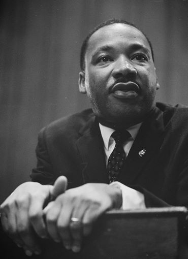 Embracing Martin Luther King Jr's Vision 46 Years Later